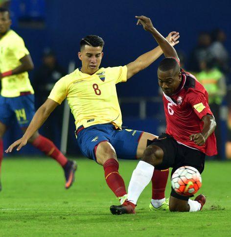 Ecuador Trinidad y Tobago