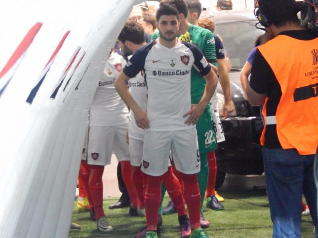 Emelec San Lorenzo