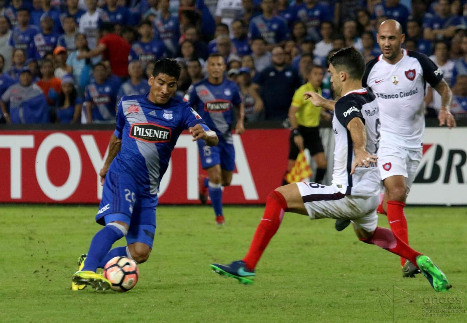 Copa Libertadores : EMELEC 0 X 1 San Lorenzo