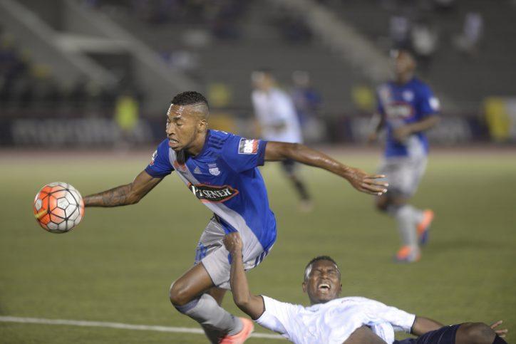 Guayaquil City empató 1-1 frente a Emelec