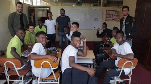 futbolistas juveniles