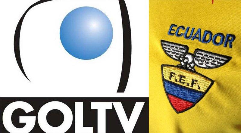 gol tv y ecuador