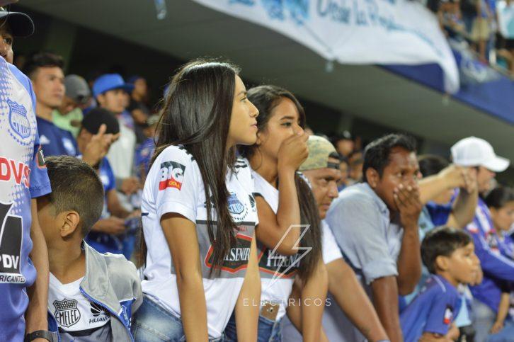 Emelec Deportivo Cuenca Estadio Capwell partido