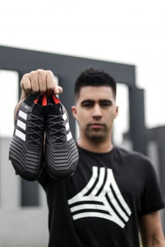 cristian noboa Adidas