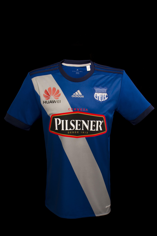 Camiseta Emelec campeon 20 12 17
