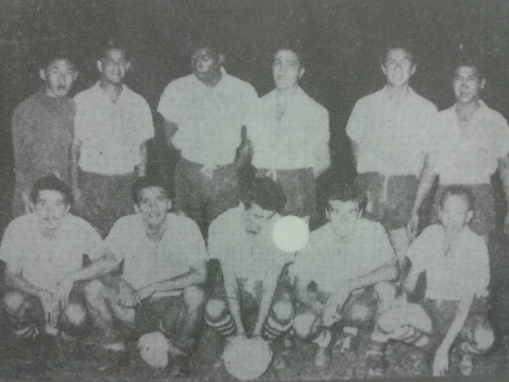 Emelec primer campeon de Ecuador