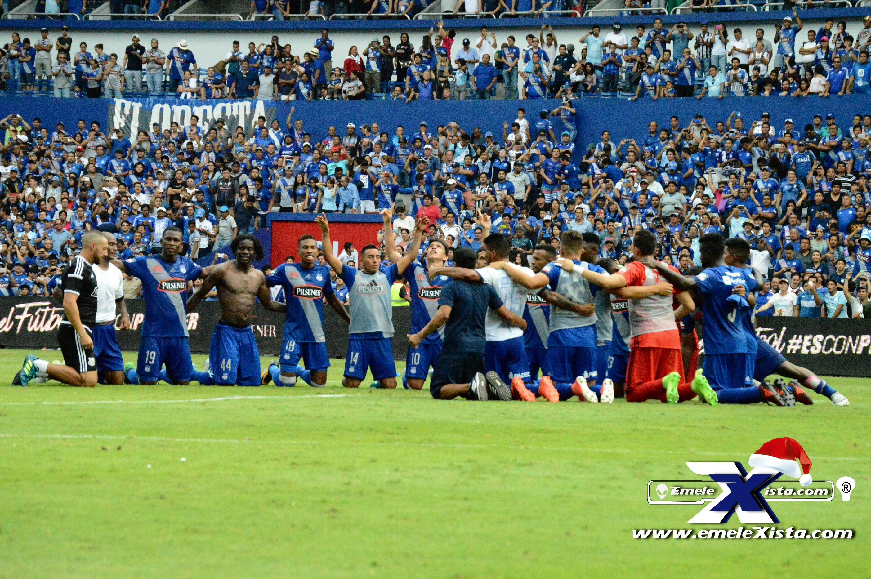 Emelec Guayaquil City Estadio Capwell