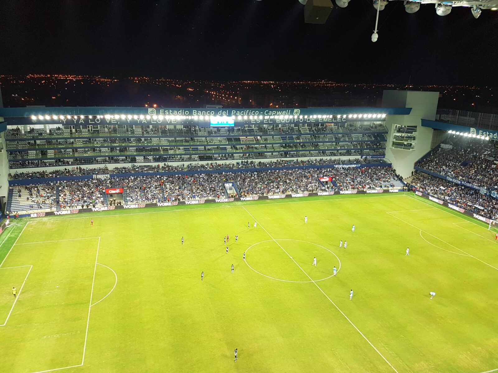 estadio capwell