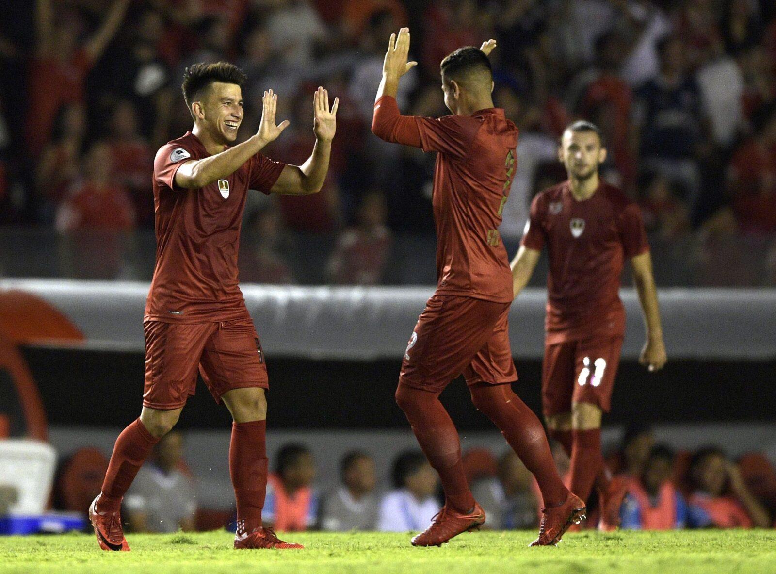 Fernando Gaibor Independiente