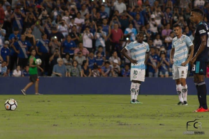 Guayaquil City Emelec Estadio Capwell