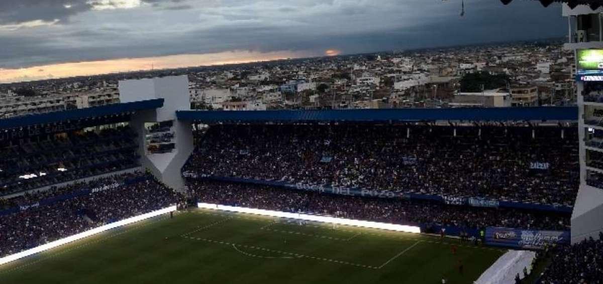 estadio Capwell Emelec atardecer Guayaquil