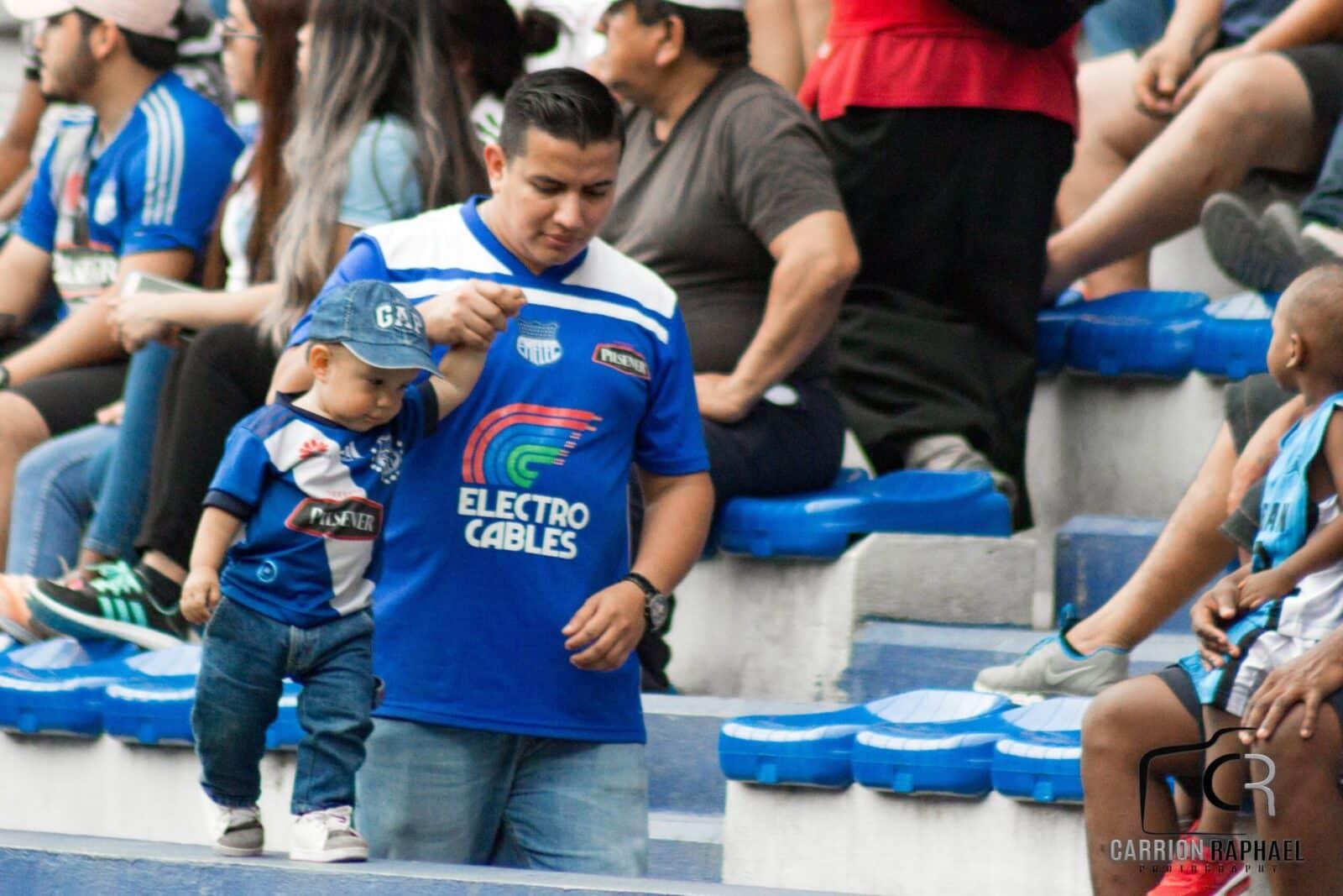 Imágenes de EMELEC 3x1 El Nacional