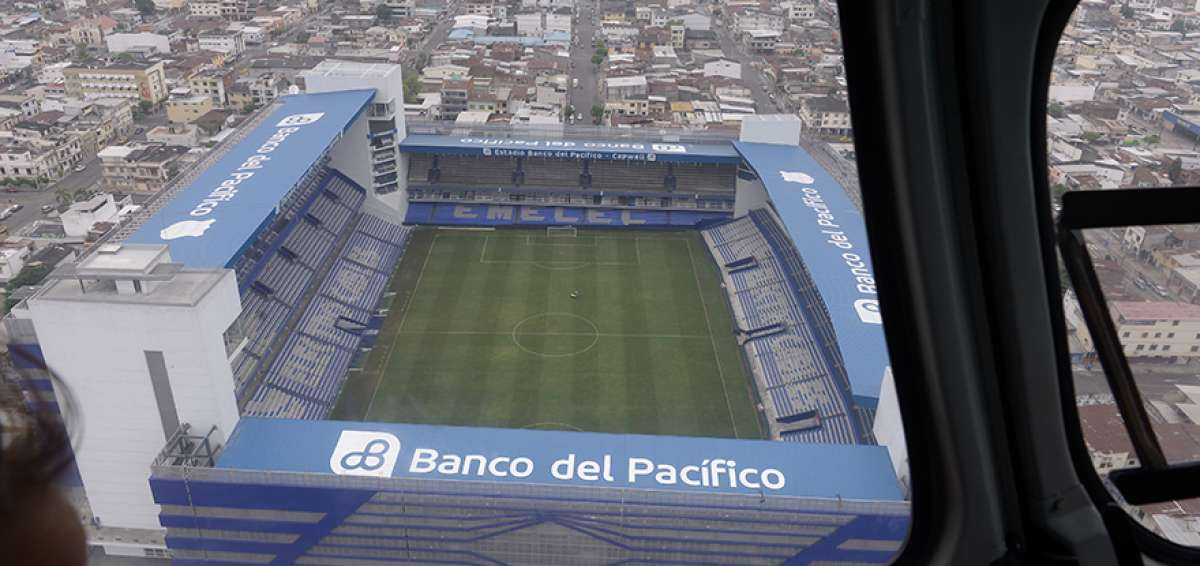 estadio capwell palcos
