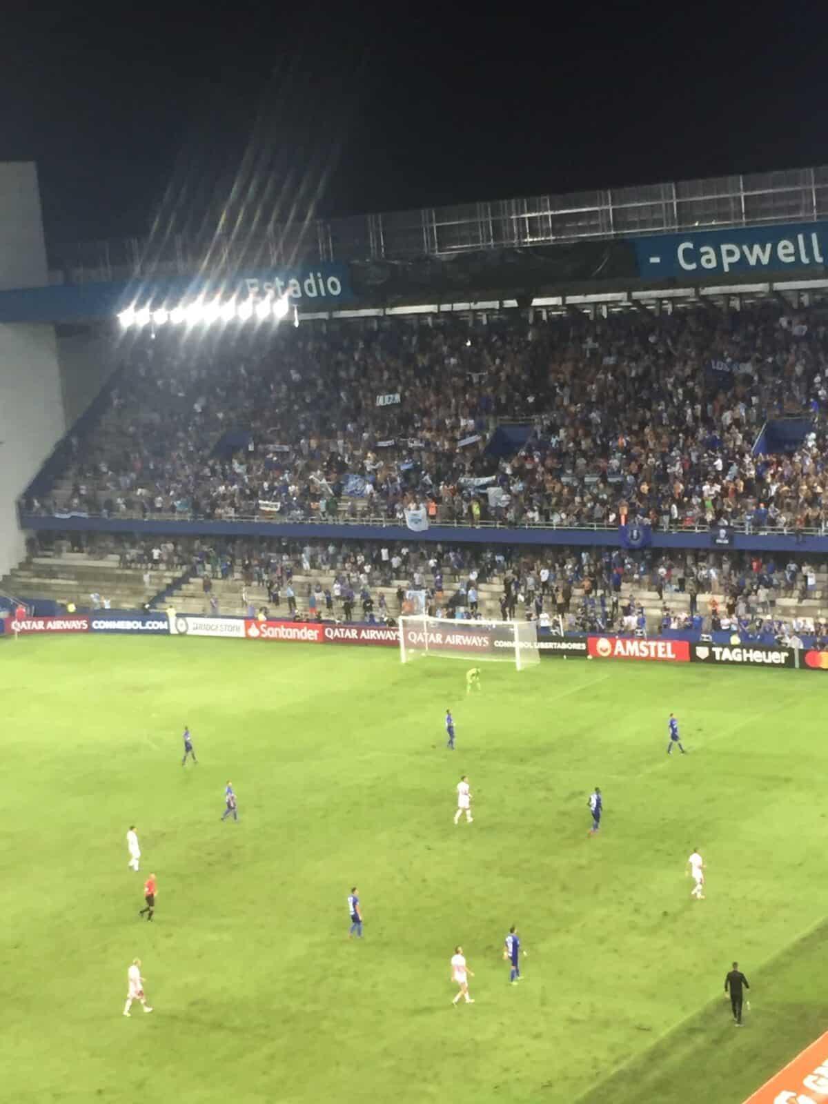 Copa Libertadores : Emelec 0x0 Huracán