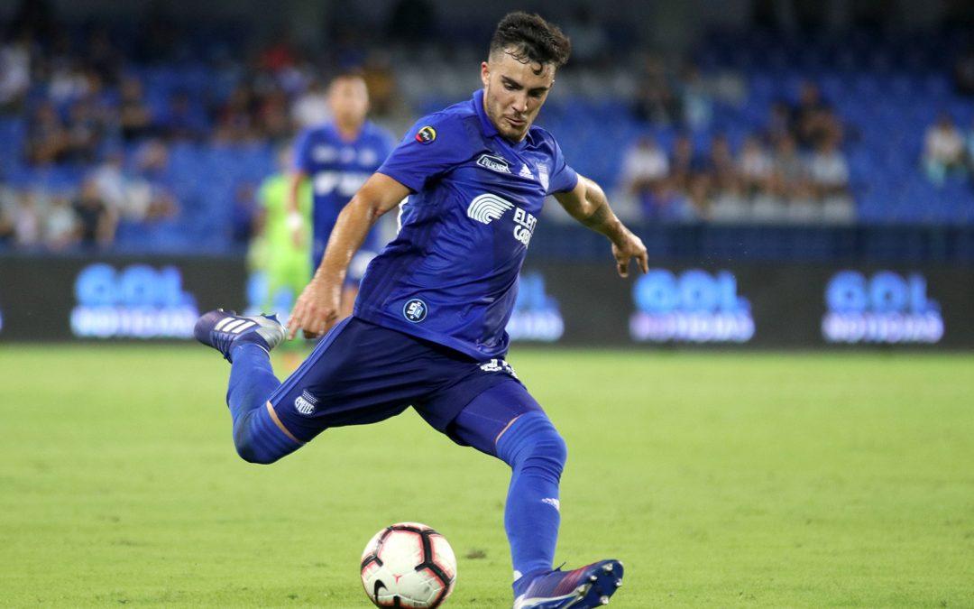 Emelec busca club para 2 de sus futbolistas
