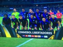 Cruzeiro 1x2 Emelec : HISTÓRICA VICTORIA EN BRASIL
