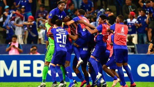 Emelec primer equipo ecuatoriano con 100 victorias en Torneos Conmebol