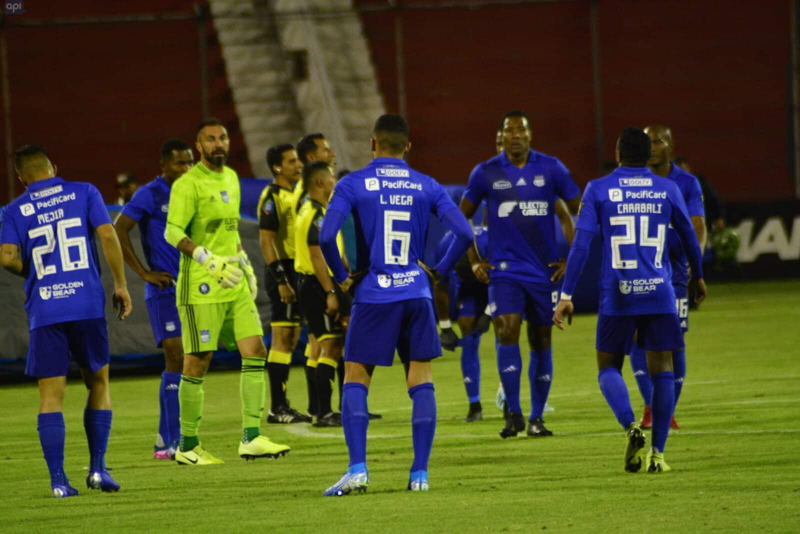 Técnico Universitario derrotó 1x0 a EMELEC por Copa Ecuador