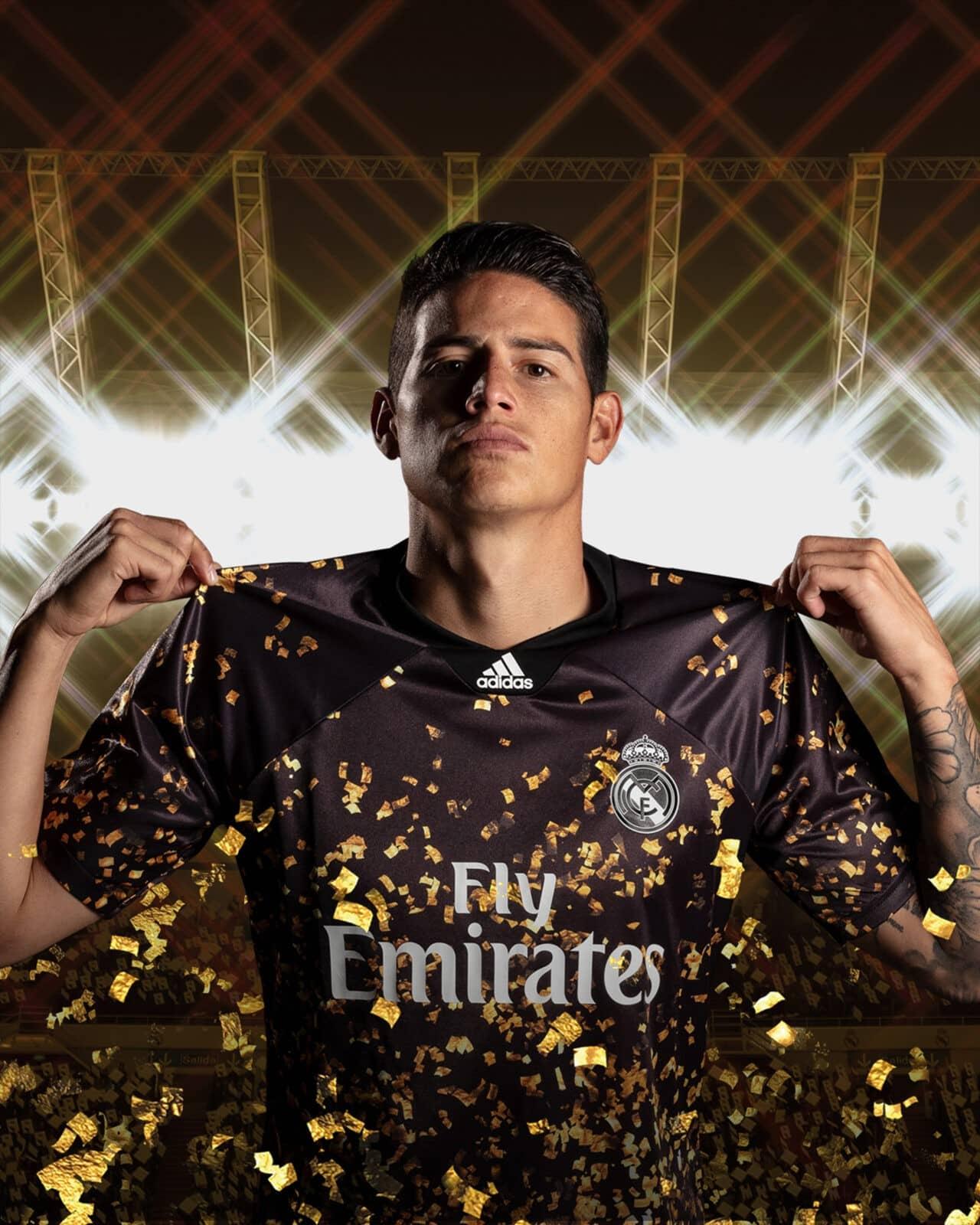 adidas presenta una camiseta de edición especial del Real Madrid FIFA 20
