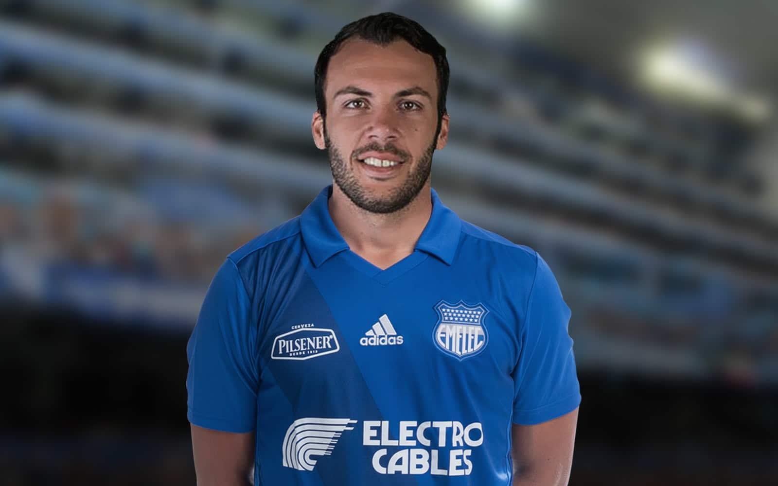Emelec adquirió el 100% de los derechos deportivos de Sebastián Rodríguez