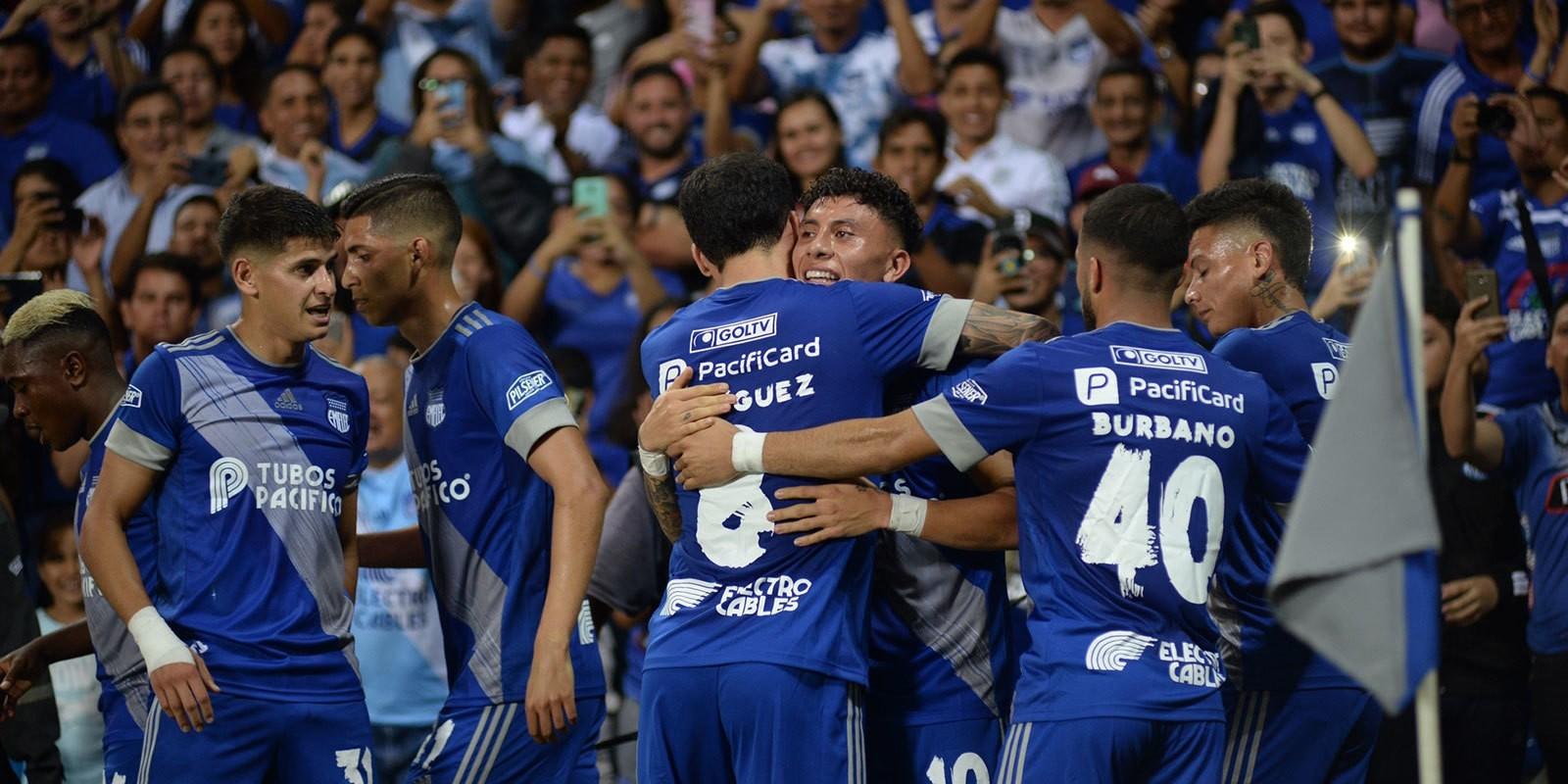 Se inicia la Copa Sudamericana: Emelec quiere pisar fuerte en el debut