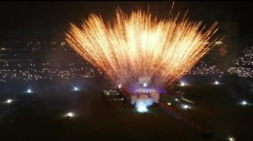 explosion azul 6