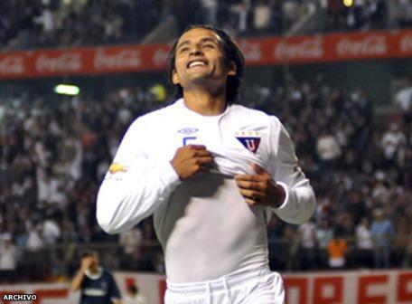 ecuatorianos con más partidos en copa libertadores