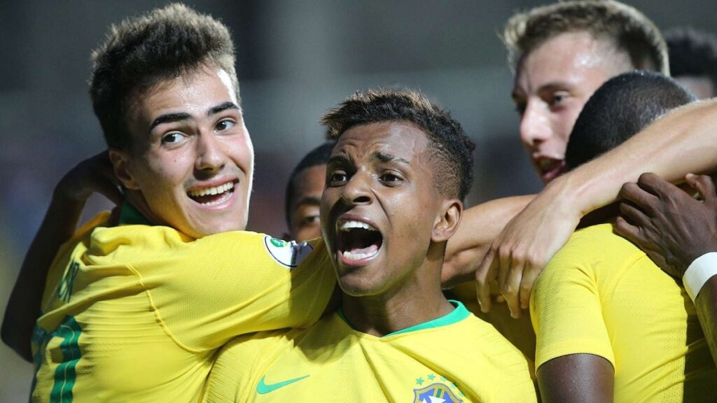 The Most Promising Teenagers in Football Globally