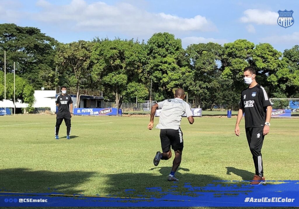 Prohíben acceso a entrenamientos a jugadores de Emelec