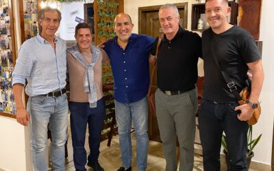 Luis Idrovo renunció a su cargo en LigaPro de Ecuador