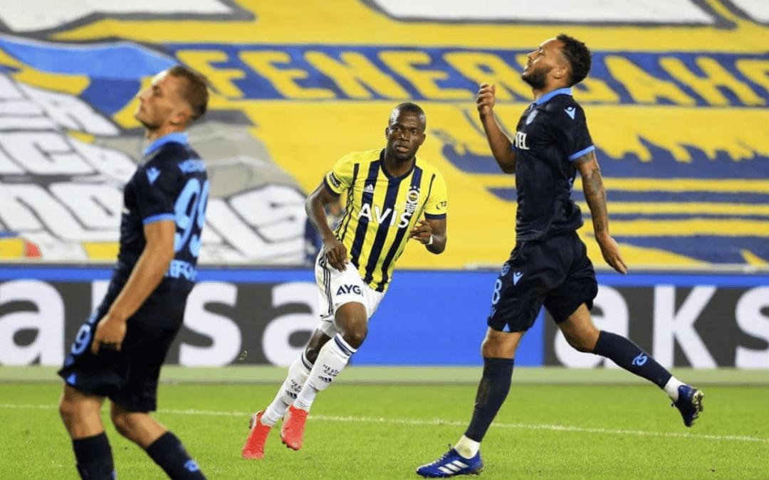 Enner Valencia anotó su primer gol en Turquía