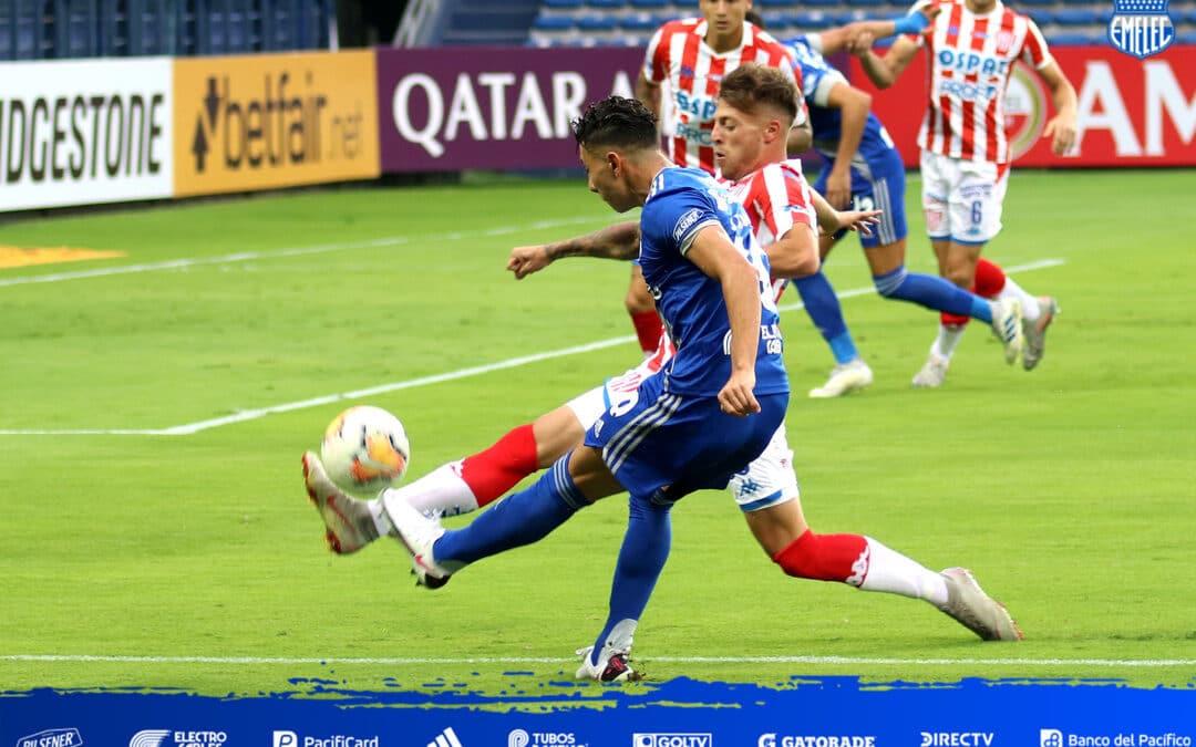 EMELEC quedó eliminado de Copa Sudamericana 2020