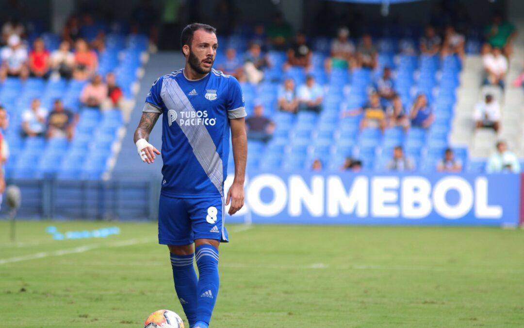 Sebastián Rodríguez renovó con Emelec