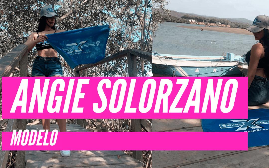 Angie Solórzano – mirada profunda