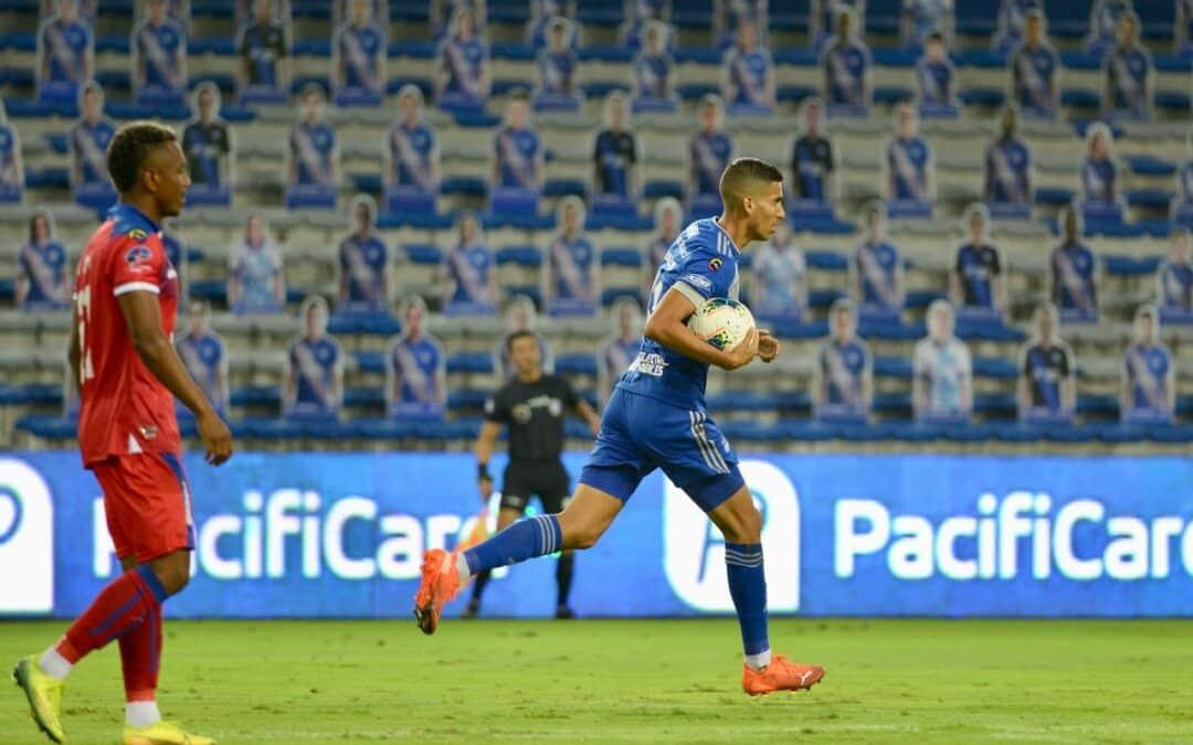 EMELEC goleó a Olmedo y jugará Copa Sudamericana 2021