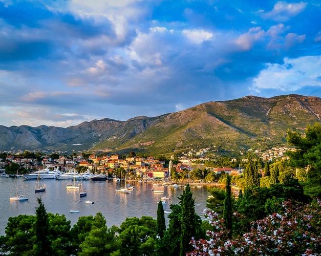 explore the cultural magic and celebrations of cavtat croatia