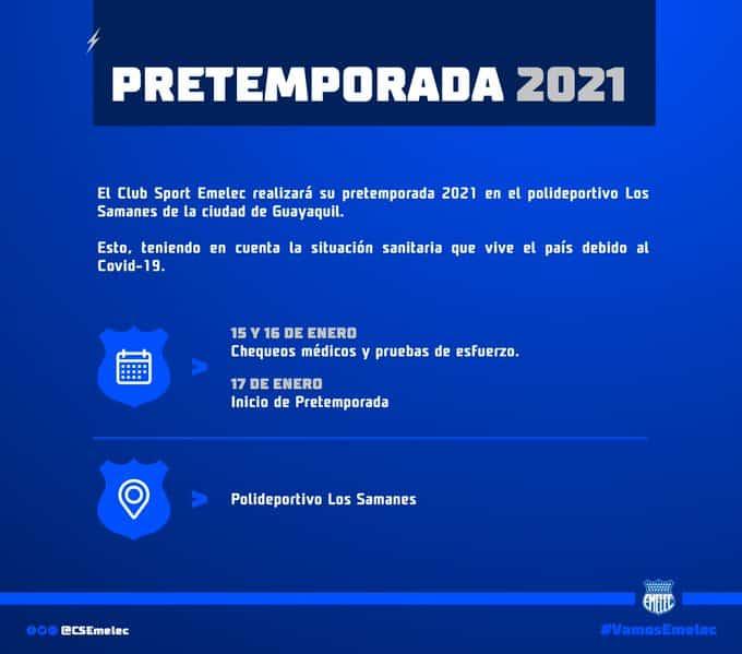 pretemporada 2021