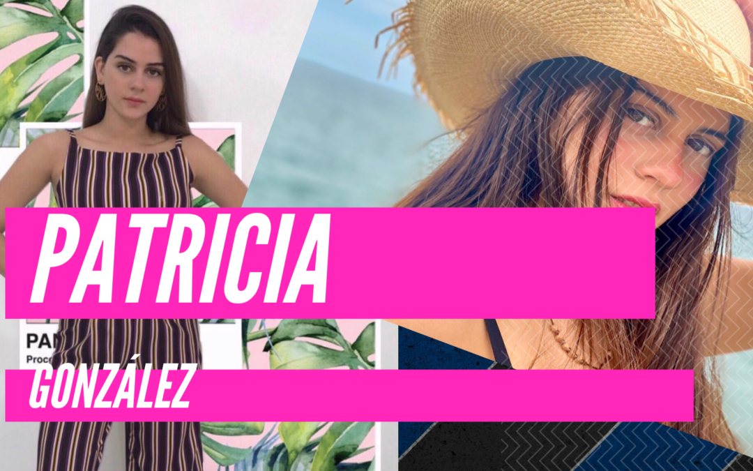 Patricia González – ojos multicolor