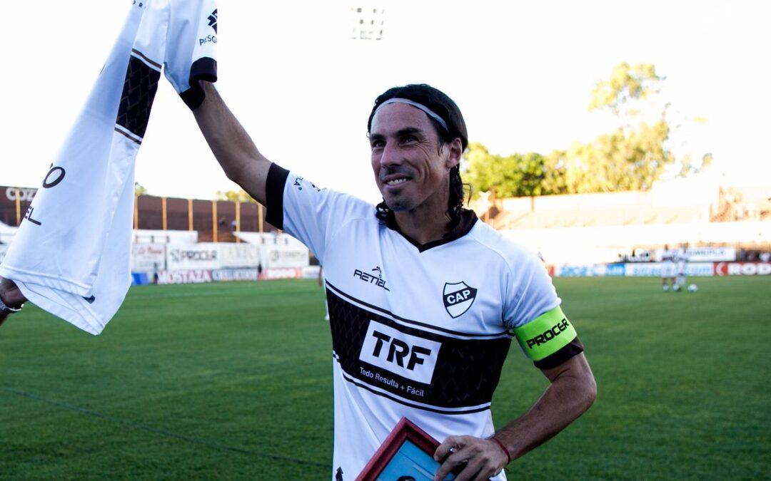 """""""trapito"""" y su historia después del fútbol"""