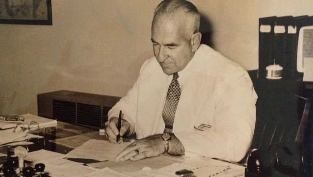 The Story Of The Man Behind the George Lewis Capwell Stadium