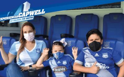 Hinchas de Emelec podrán visitar el estadio Capwell