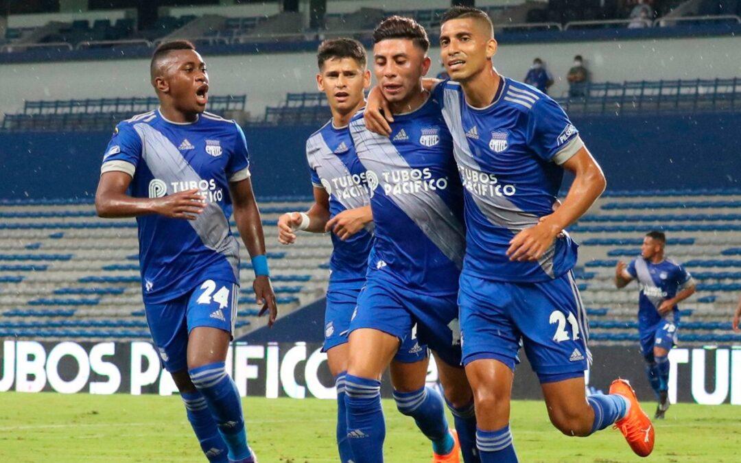 Emelec inicia de visitante por Copa Sudamericana