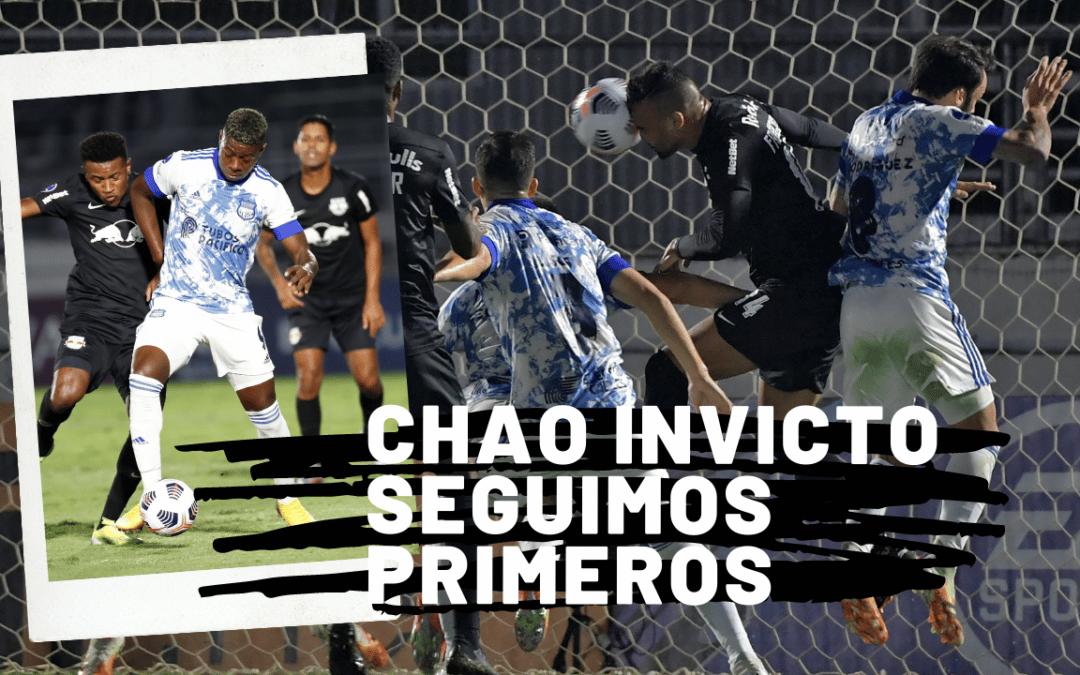 Copa Sudamericana : EMELEC pierde invicto en Brasil pero sigue primero