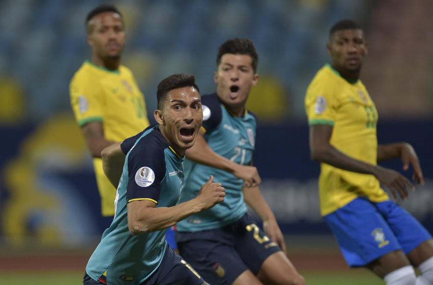 Ecuador entre los equipos más exitosos de la Copa América