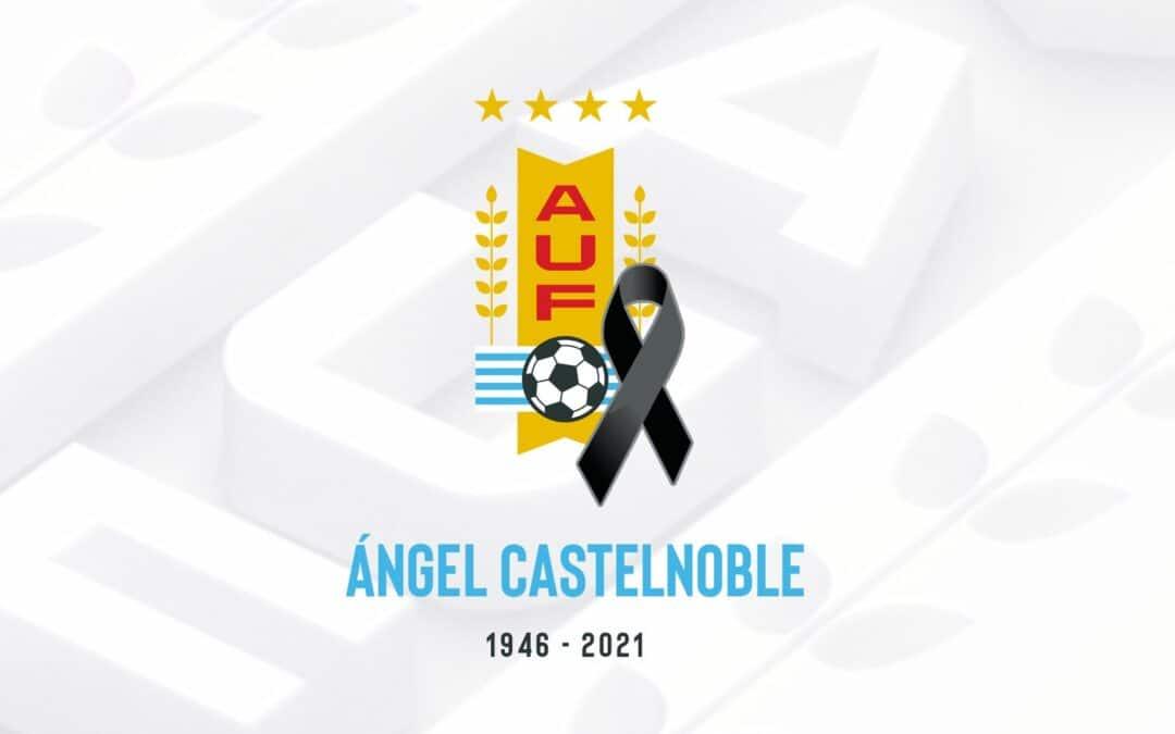 Ángel Castelnoble : Paz en su tumba