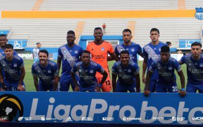 Posible alineación de Emelec para enfrentar a Deportivo Cuenca