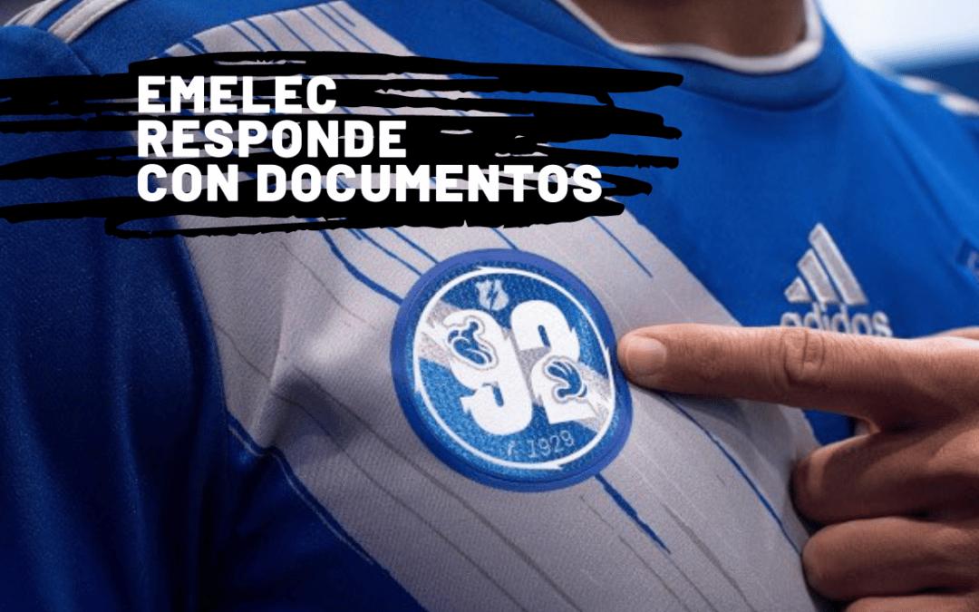 EMELEC responde con documentos a la incriminación del presidente Lasso