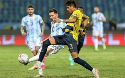 CONMEBOL define horarios de fechas de eliminatorias