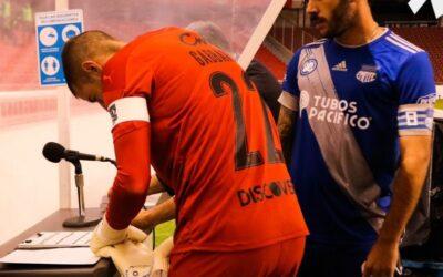 Liga de Quito y Emelec no realizaron su cotejo debido al paro arbitral