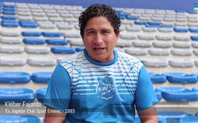 Kleber Fajardo responde al 'Pocho' Harb tras declaraciones sobre título de Emelec en el 88
